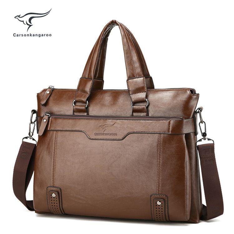 Beste-verkauf Wasserdicht Mode schwarzen männer PU Leder Handtasche <span class=keywords><strong>Aktentasche</strong></span>