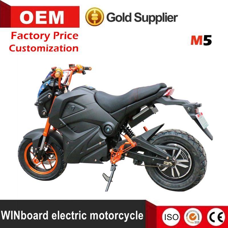 WINboard M5 2000 w 3000 w velocidade máxima 75 km 72 v bateria livre de manutenção china barato motocicleta elétrica