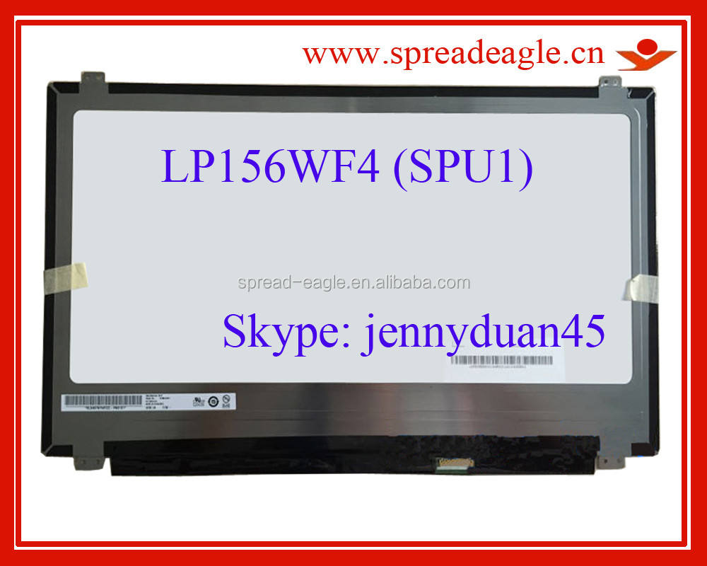 "Lp156wf4 SPU1 nouvel ordinateur portable LCD écran 15.6 "" 1920 * 1080 Full HD LED utilisation pour <span class=keywords><strong>sony</strong></span> svf f15n17cxb"