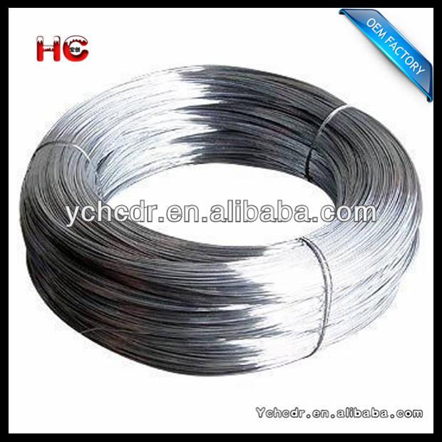 Résistance à haute température conducteur solide alchrome four. fil chauffant