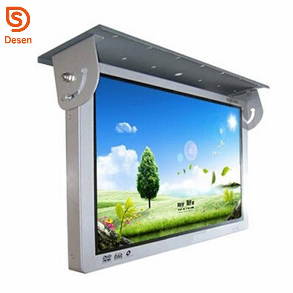 LCD Display für Bus 3G/Wifi Digital Signage Player bus werbung display