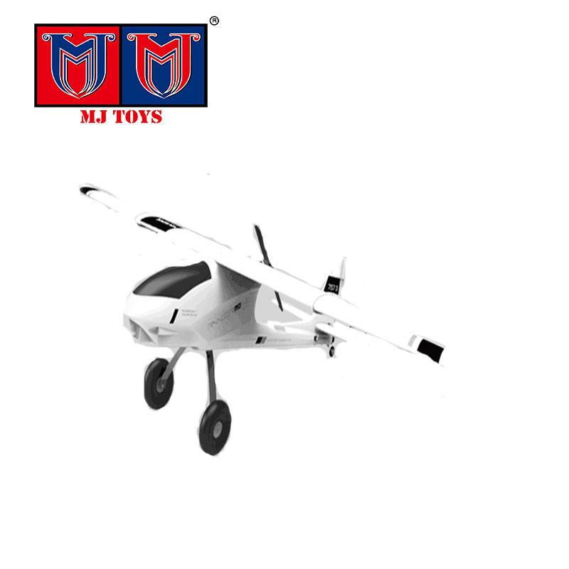 2,4G 6CH motor de jet Avión <span class=keywords><strong>rc</strong></span> modelo de avión con material de ABS