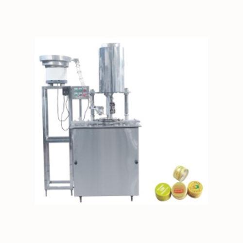 Monobloc Flacon Bouteille Poudre Liquide De Remplissage Bouchage Machine de Capsulage