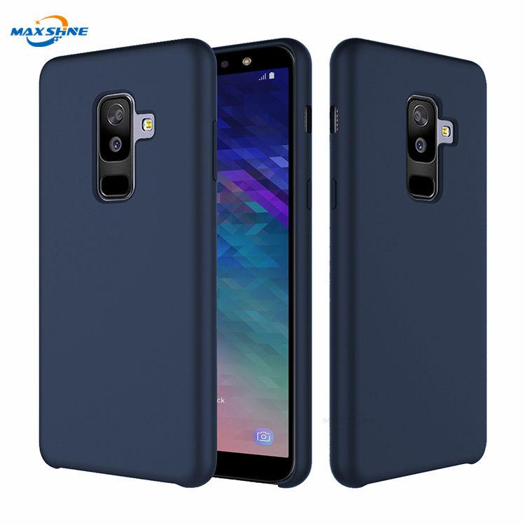 Maxshine Tpu Tpe Case 대 한 Samsung S8 S9 S10 Lite, 액 실리콘 Case 대 한 Samsung Galaxy A6 2018