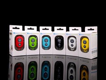 Автопортретов, творческая, беспроводной Bluetooth Камера пульт дистанционного спуска затвора для смартфона