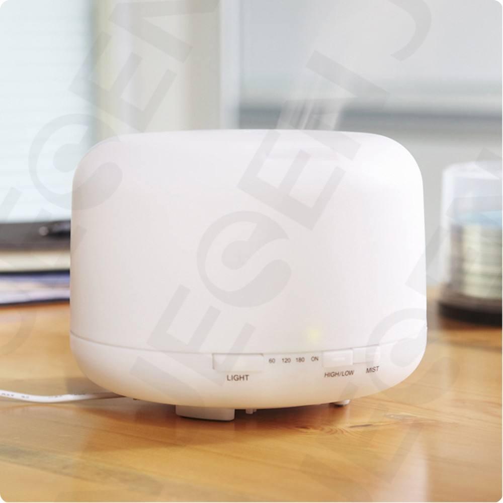 500ml khuếch tán không khí humidifie/văn phòng máy tính để bàn độ ẩm với hương thơm hương thơm tạo độ ẩm