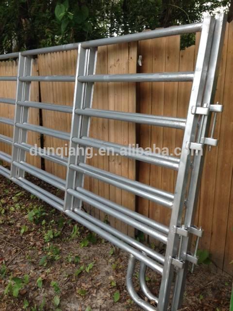 оцинкованной скота забор панели