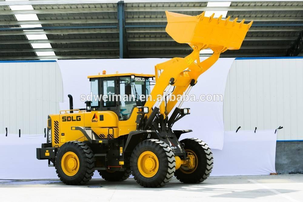 Máquinas para la venta, equipo pesado de construcción, de equipo pesado