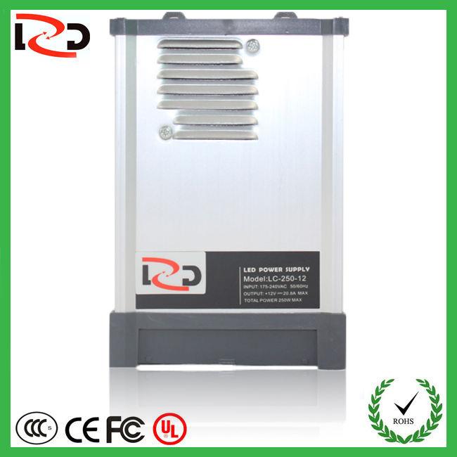 lzd 12 volt kapalı geçiş dc güç kaynağı