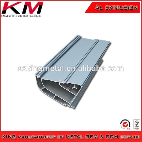 6000 série da liga de alumínio do perfil para o painel solar