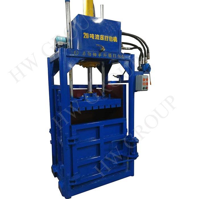 20-120ton cocopeat hydraulic compress baler <span class=keywords><strong>mesin</strong></span>