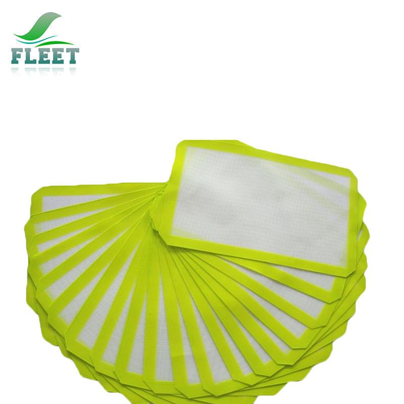Оптовая продажа из Китая Тонкой работы силиконовые макияж щетка для очистки коврик