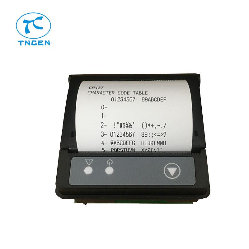 Hight Speed 2 Zoll 58mm Hersteller Bill POS Thermische Platte Eingebettet Drucker TC301A-<span class=keywords><strong>B</strong></span>