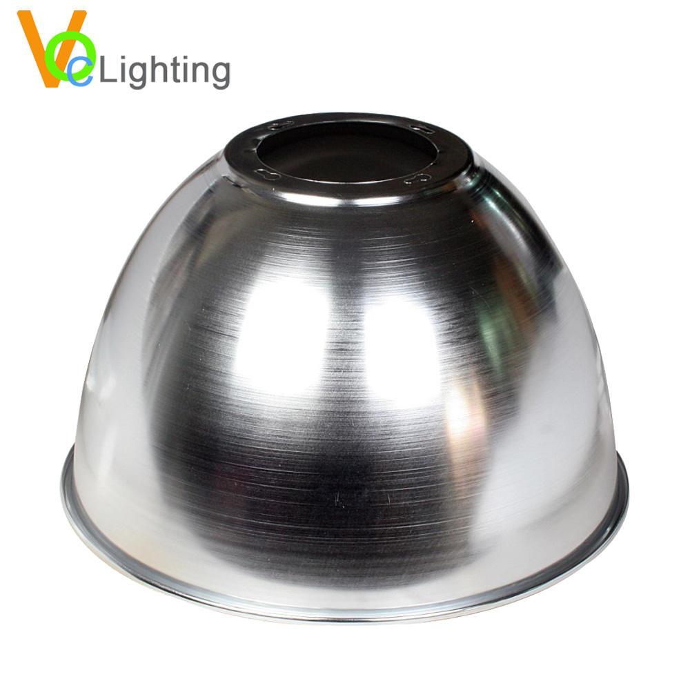Alto reflexivo llevó la Alta Luz de la Bahía metal reflector llevó la lámpara cubre