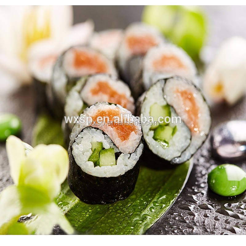 Venda quente kosher nori sushi algas secas