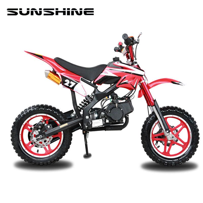 Nouvelle arrivée importation électrique 49cc <span class=keywords><strong>super</strong></span> ssr dirt bike