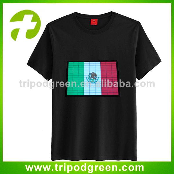 Precio bajo bandera de la promoción intermitente el panel <span class=keywords><strong>t</strong></span>- shirt