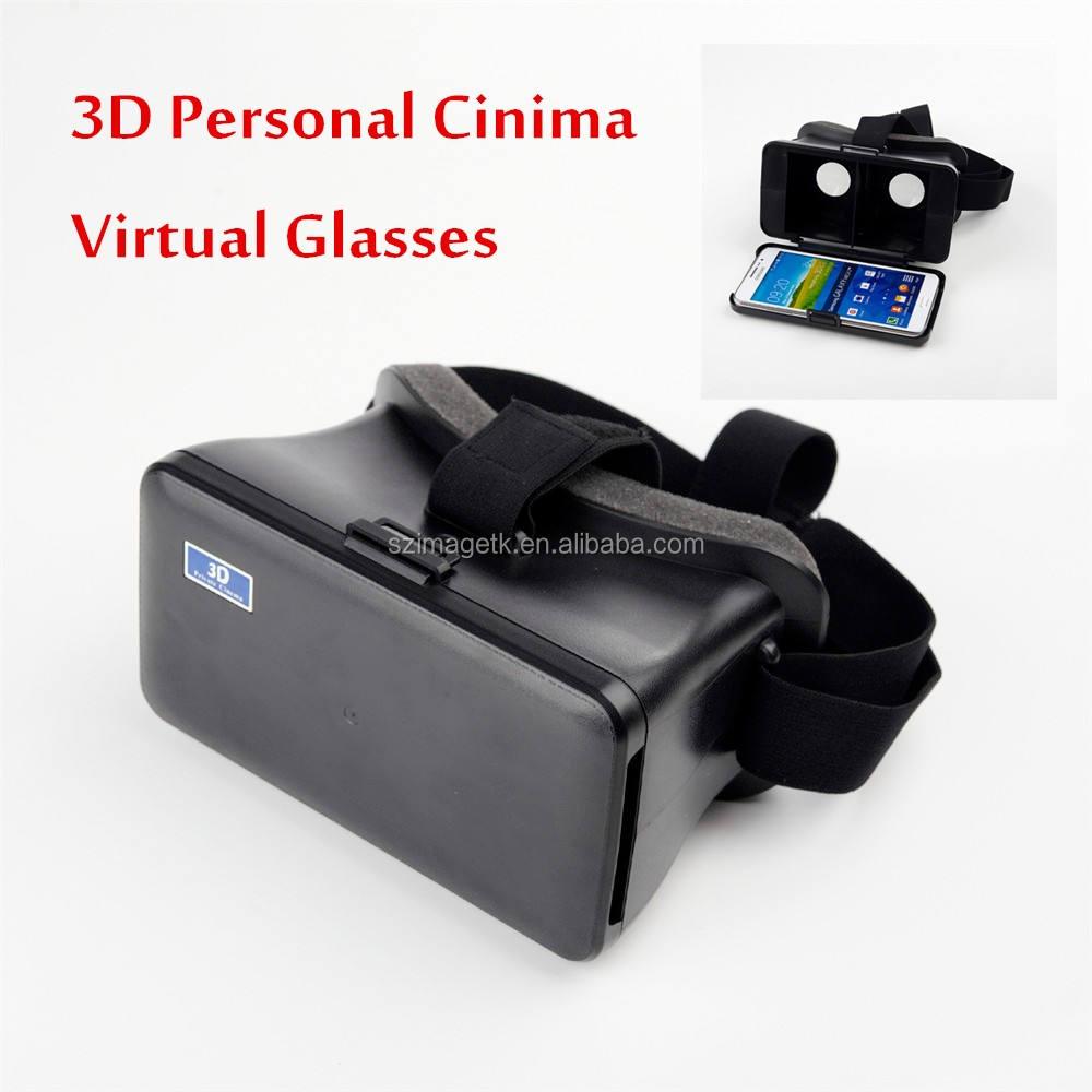2016 Novo Produto CAIXA de Google Papelão Realidade Virtual 3D <span class=keywords><strong>VR</strong></span>, Caso <span class=keywords><strong>VR</strong></span> <span class=keywords><strong>óculos</strong></span> 3D com Controle Remoto Jogo