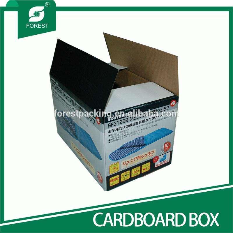 Центр специальной перекрытия прорези коробки из гофрированного картона оптом