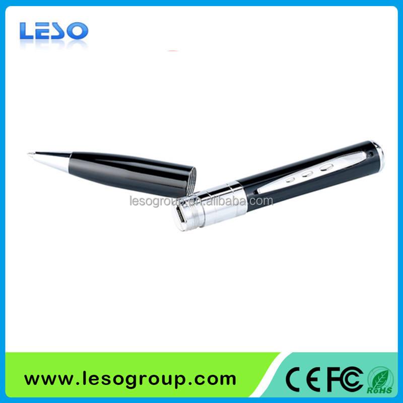 Espion Gadget 720 P HD Espion Stylo <span class=keywords><strong>Caméra</strong></span> 8 GB Carte Mémoire Inclus