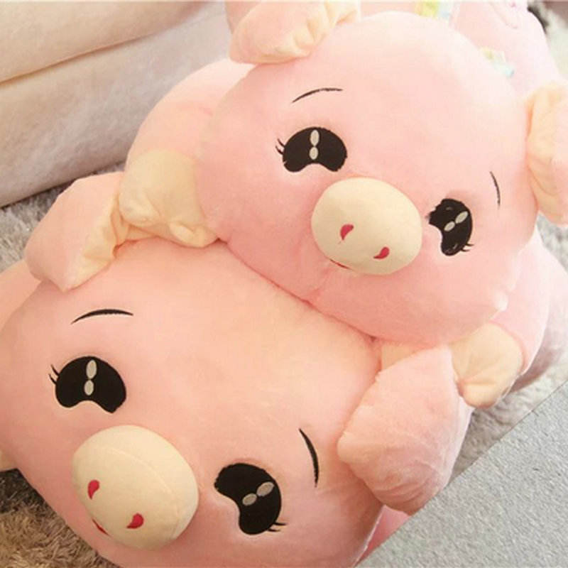 OEM lovely super soft stuffy pig plush toy