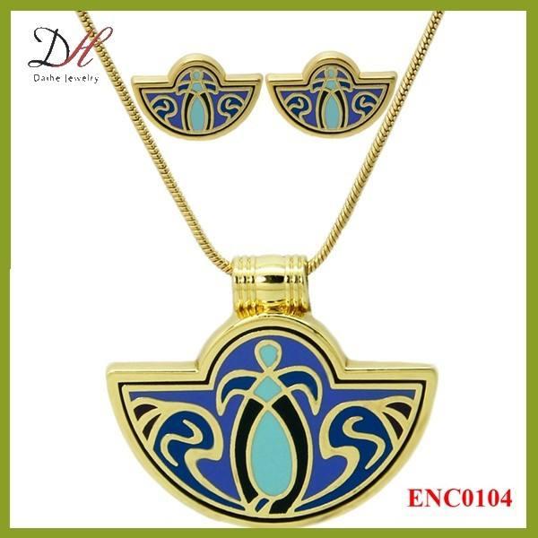 Daihe ENC0104 2015 лето новинка кулон ожерелье, комплект серьги ожерелья