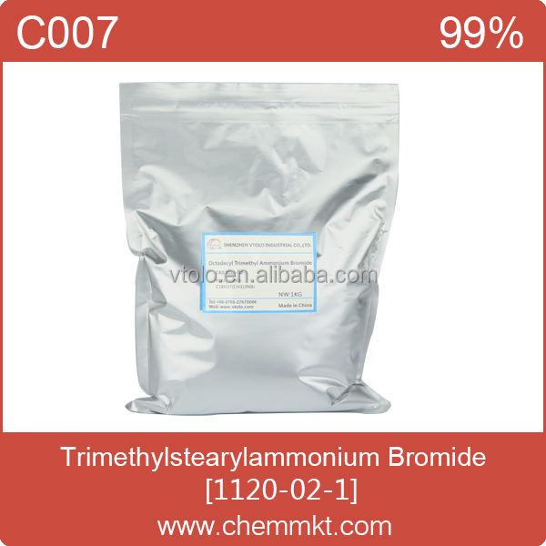 China <span class=keywords><strong>herstellung</strong></span> Octadecy trimethyl ammonium <span class=keywords><strong>bromid</strong></span> CAS 1120-02-1