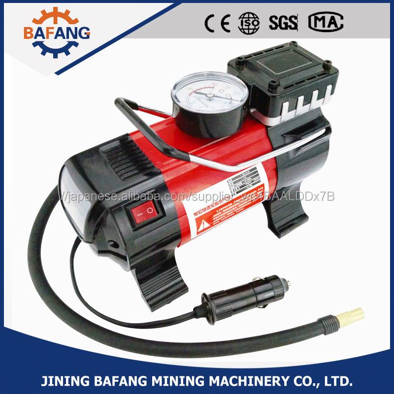 熱い販売用エアーコンプレッサータイヤインフレータ