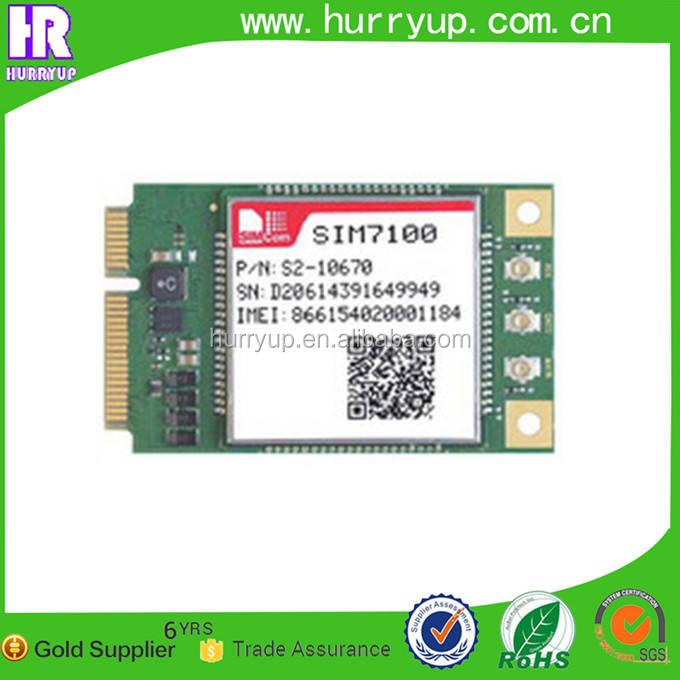 SIMCOM SIM7100A LTE/<span class=keywords><strong>UMTS</strong></span>/HSDPA/HSPA <span class=keywords><strong>USB</strong></span> Sürücü modülü