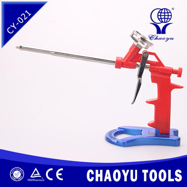 اليد أداة أدوات الطلاء رغوة أنبوب CY-021decorative السد بندقية