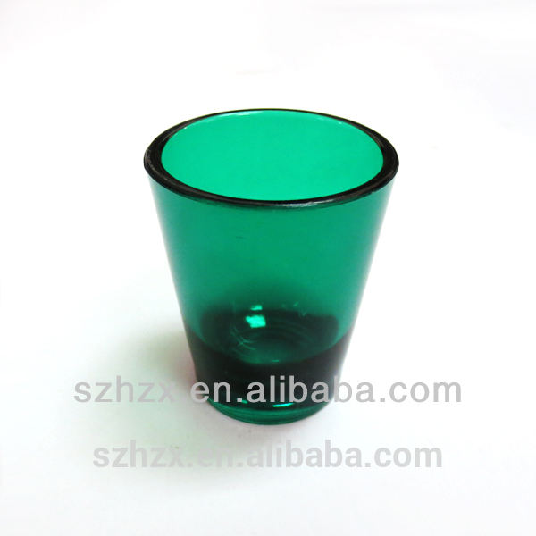 Plástico da coca cola copo/pequeno copo de plástico/plástico copo da vela