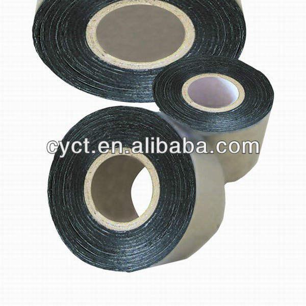 Китай гуандун ширина 150 мм алюминиевой фольги бутиловой ленты