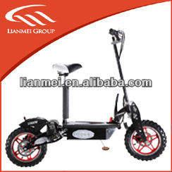 2013 nuevo diseño 1000w scooter eléctrico con el ce