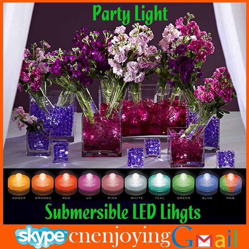 7 чистого цвета для ваза погруёные пр<span class=keywords><strong>и</strong></span>вело чайные свеч<span class=keywords><strong>и</strong></span>/цветочный огни