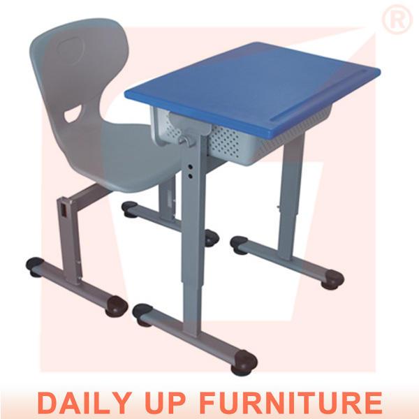 Mesas e cadeiras plásticas fixos ou reguláveis em altura mesa de estudo as crianças da escola mesa de estudo& conjunto