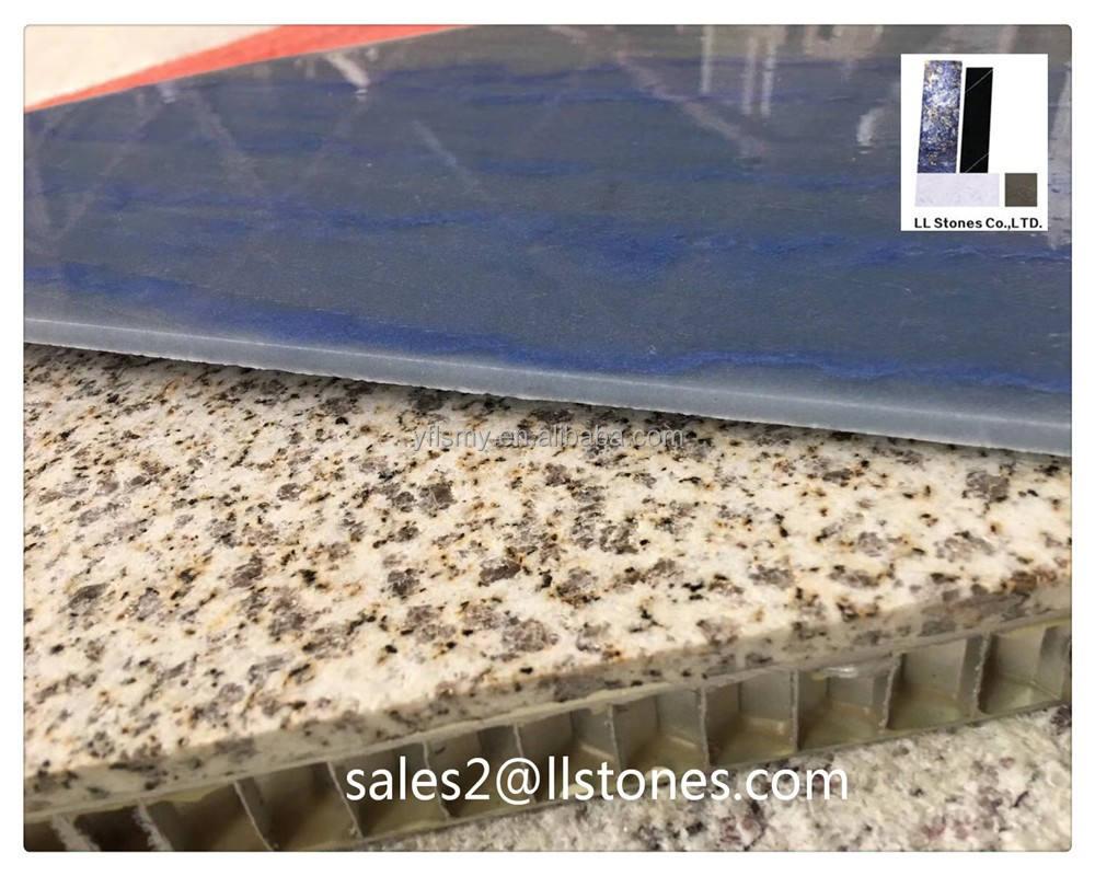 Compuesto precio piedra 5mm granito nido de abeja de aluminio compuesto