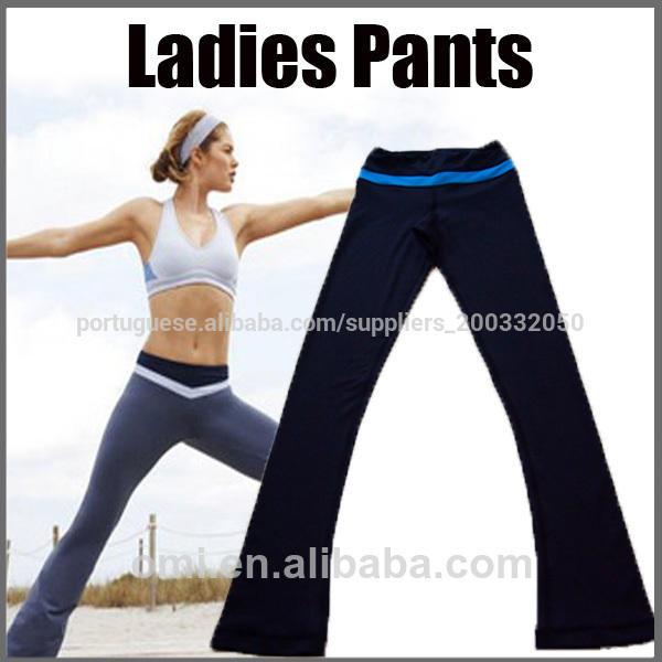 supplex yoga calças das senhoras