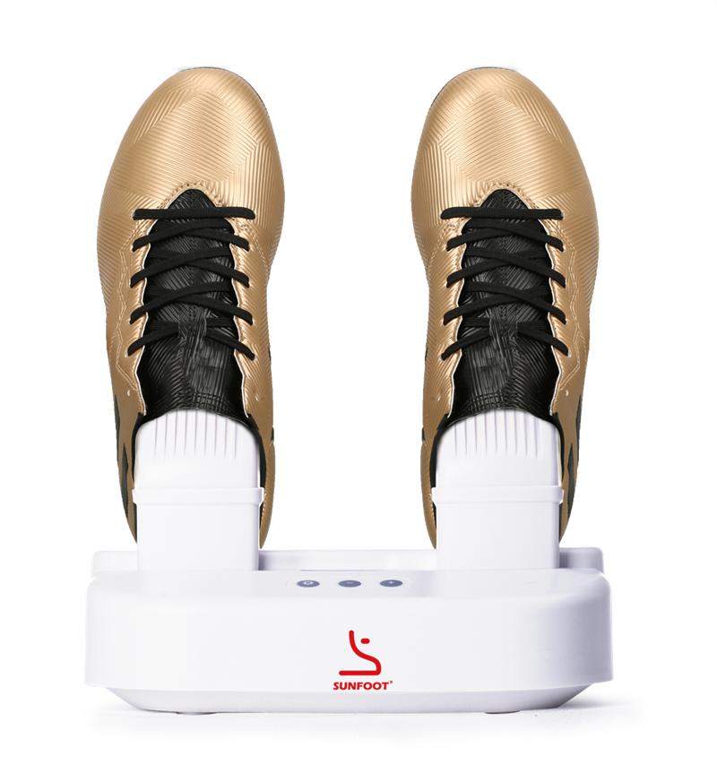 強力な殺菌脱臭 UV 靴ブーツ乾燥機脱臭殺菌