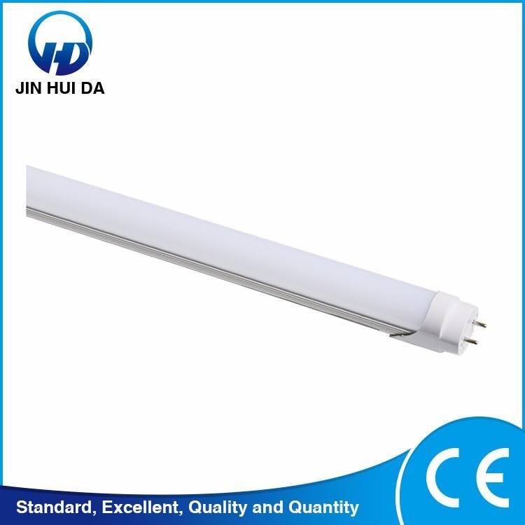 Ultra Luminoso In Alluminio Tubo Del Led T8 <span class=keywords><strong>24</strong></span> Ora Fabbrica