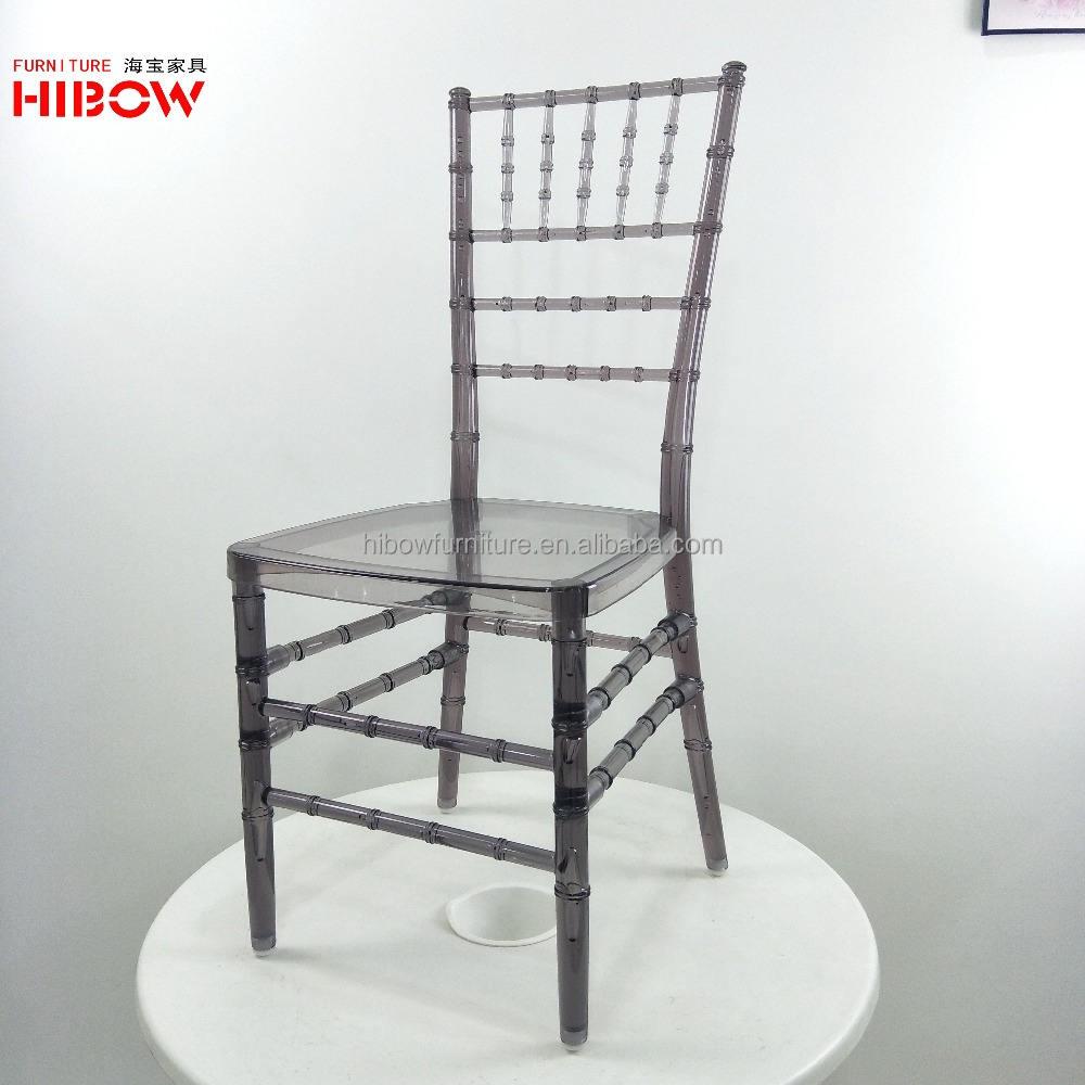 Cadeira ao ar livre mobiliário cadeira de chiavari cadeira do banquete de casamento para a festa de evento aluguer