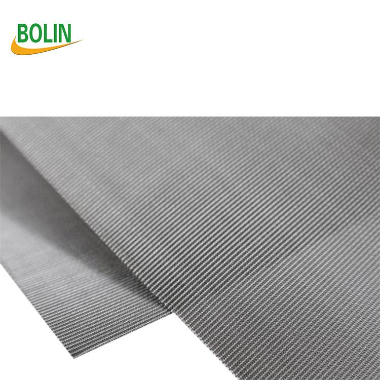 24x110 maille 100 micron 18/8 1.4301 en acier inoxydable treillis métallique