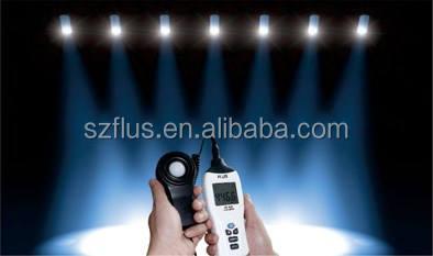 10% de descuento grande de la orden retención de datos meter sonda estándar medidor de luz