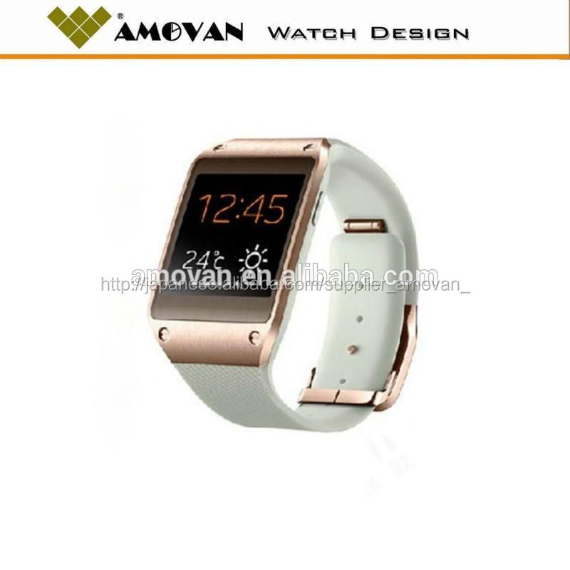 卸売alibabaの元デザイナーの腕時計歩数計スマート腕時計カメラ腕時計リストウォッチmp3プレーヤーブルートゥース腕時計