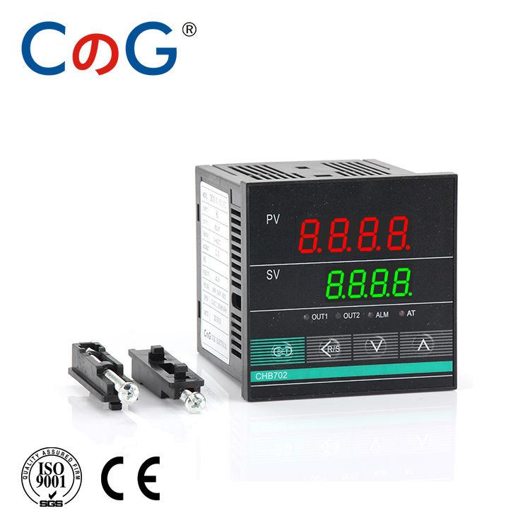 CG CHB702 PID Indicador de temperatura <span class=keywords><strong>Digital</strong></span> <span class=keywords><strong>controlador</strong></span> 72*72 MM para relé mecánico o SSR