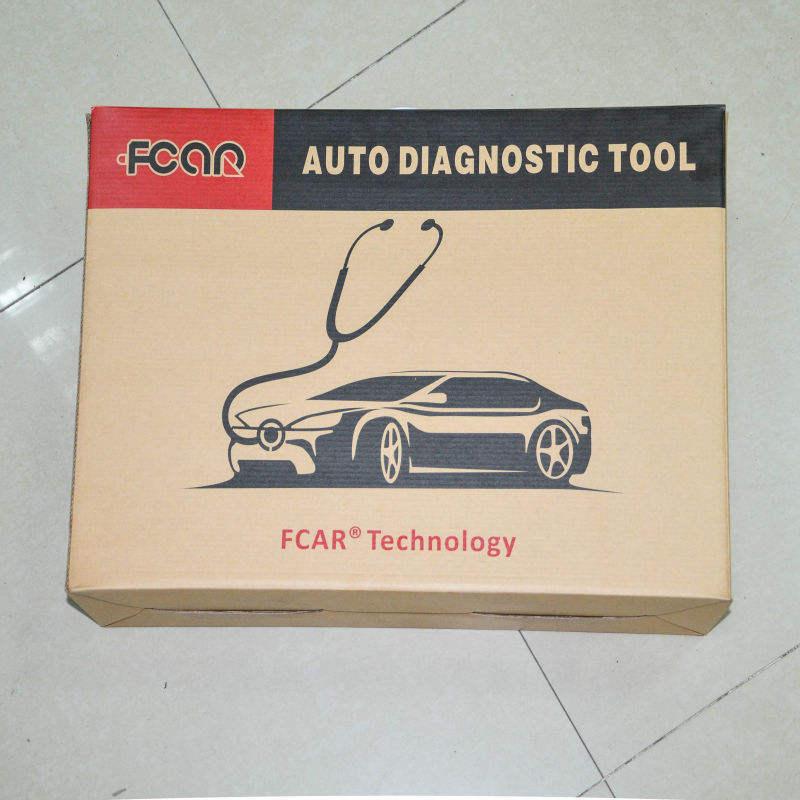 TOYOTA, MERCEDES BENZ, AUDI, VW, VOLVO, FIAT, NISSAN, BMW, Ler as Informações da ECU, FCAR F3S-W scanner de diagnóstico