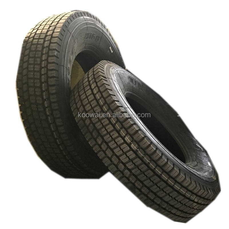 315/80R 22.5 GOOD PRICE CHINA TRUCK TIRES IN BLOCK PATTERN