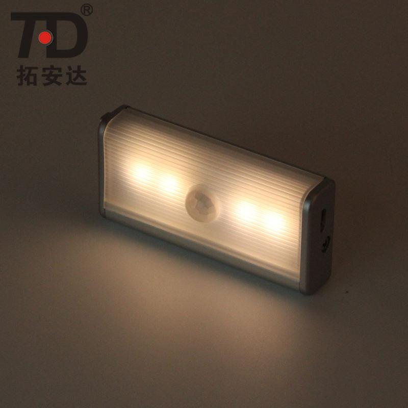 CE ROHS Approbation Chaud Blanc 4SMD LED motion sensor <span class=keywords><strong>lumière</strong></span> pour armoires de cuisine, tiroirs, garde-robe <span class=keywords><strong>ect</strong></span>