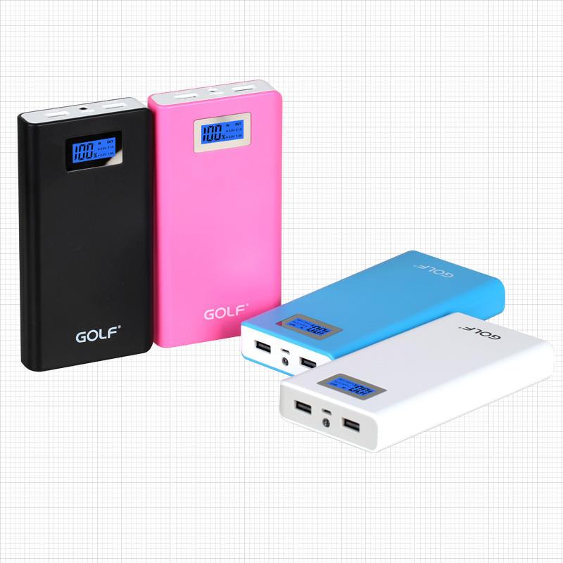 Grande capacité 15600 mah. banque d'alimentation portable pour iphone, ipad
