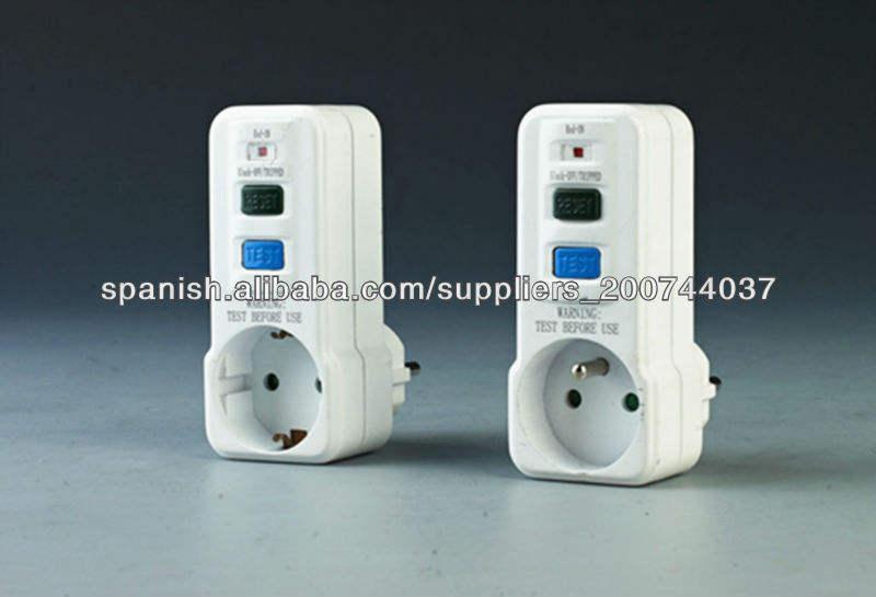 EUA30PW RCD plug adapter