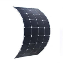 180w 150 Watt Sunpower Flexible Solar Panel